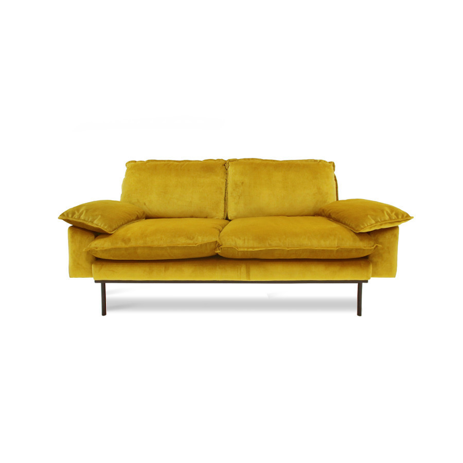 Couch Sofa 2 Sitzer