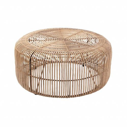 HK Living - Rattan Coffee table
