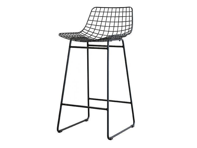 Hk living barhocker g nstig kaufen for Draht stuhl design