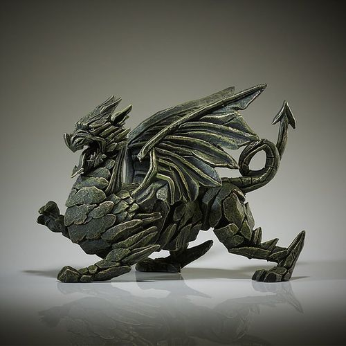 Edge Sculpture - Drache Skulptur