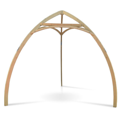 Cacoon - Tripod Wood Gestell aus Holz