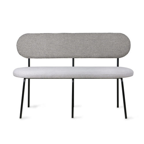 Hkliving - Dining table bench Bank Grau
