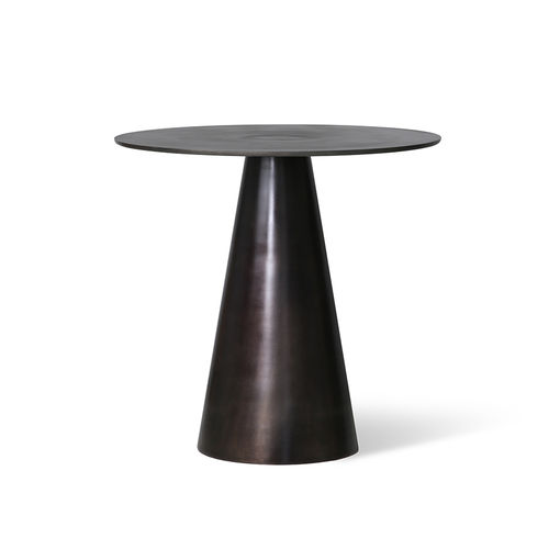 Hkliving - Black Metal Side Table Beistelltisch