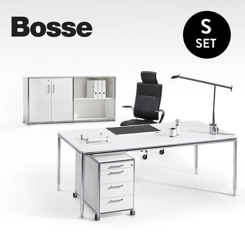 Bosse - Modul Space Büromöbel Set S