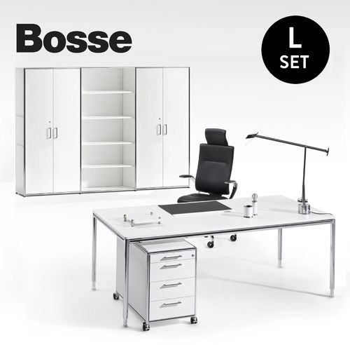 Bosse - Modul Space Büromöbel Set L