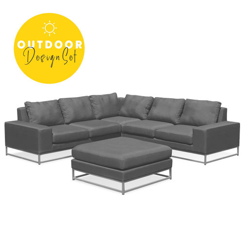 Sonnenpartner - Unique Outdoor Lounge (4er-Set)