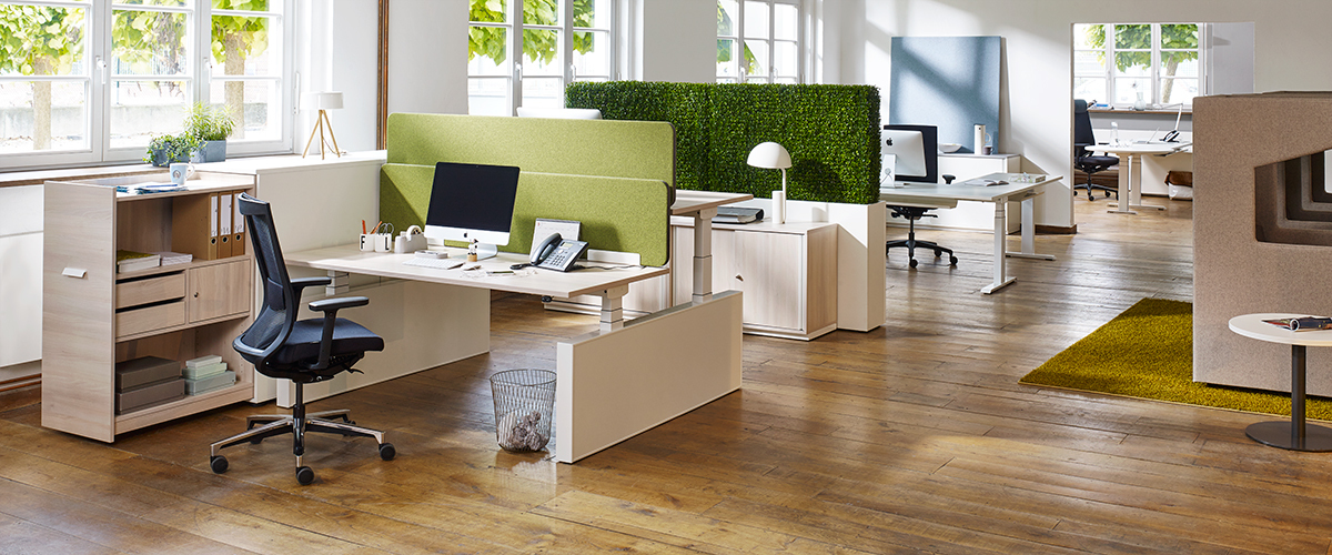 Febrü Büromöbel & Schreibtisch online kaufen | BUERADO
