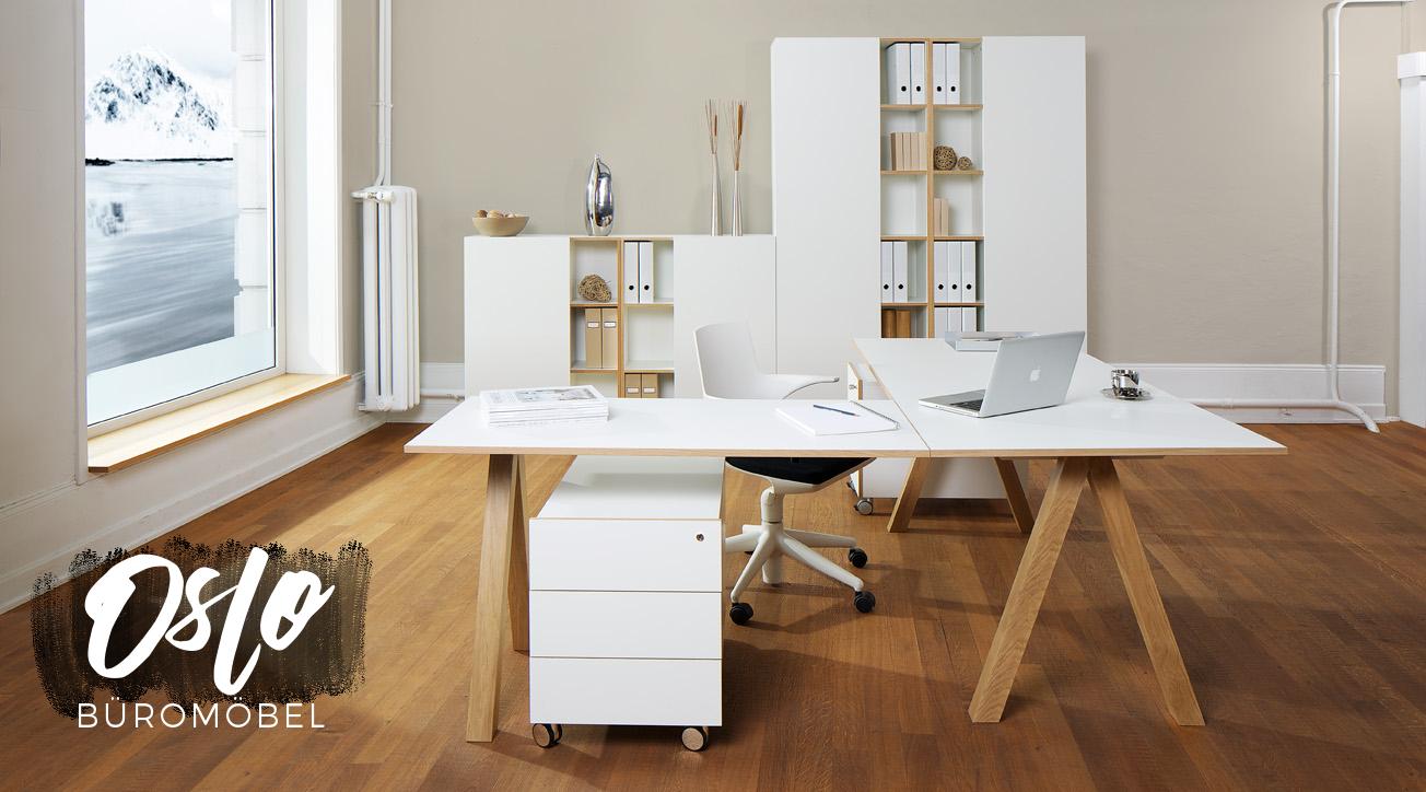 Bueromoebel design  Büromöbel Oslo von Reinhard online kaufen | buerado.de