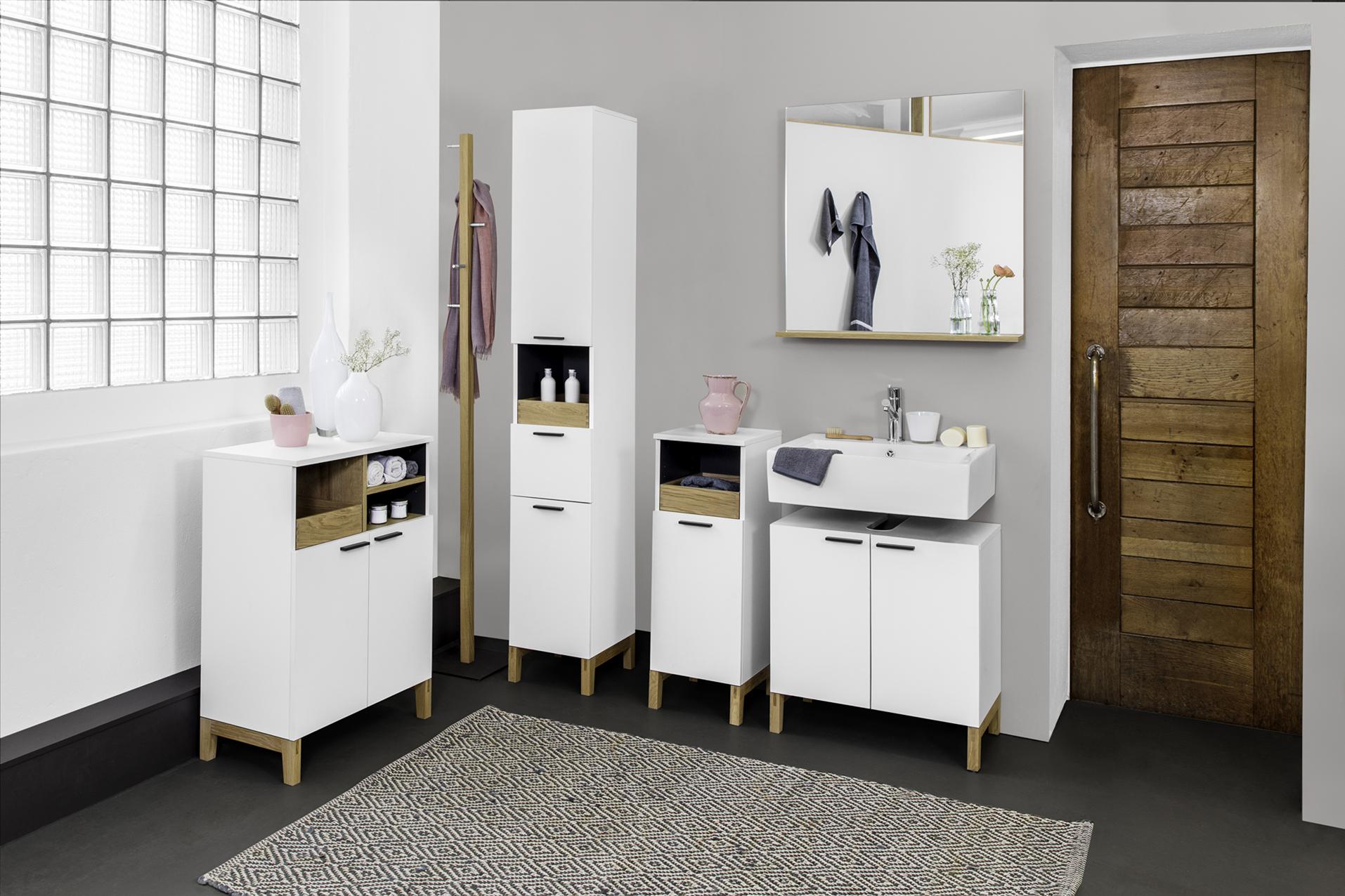 Nordica Badezimmermöbel von Reinhard - Designmöbel online kaufen ...