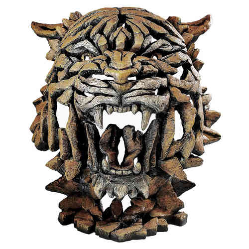 Edge Sculpture - Tiger Skulptur